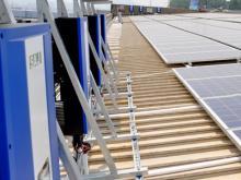 光伏发电 商用屋顶系统