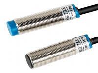 12毫米圆型接近开关只检测非磁性金属型